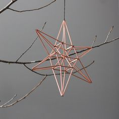 make with straws Sunday School Projects, Office Christmas Decorations, Diy Ideas, Craft Ideas, Handmade Ornaments, Christmas 2016, Straws, Terrarium, Origami