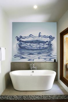 Decorating ideas for modern bathrooms