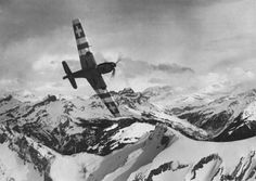 Swiss Air Force Messerschmitt Me 109 E