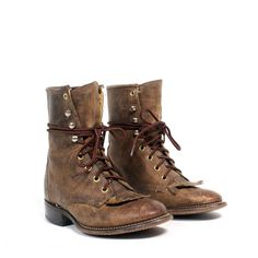 #boots #leather #brown