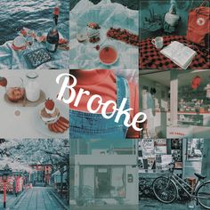 Brooke // name aesthetic