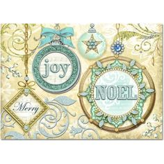 Punch Studio Holiday Cards Blue Christmas Ornaments with Glitter and... (€20) ❤ liked on Polyvore featuring home, home decor, holiday decorations, christmas, xmas, blue christmas ornaments, blue home decor, christmas tree ornaments, christmas holiday decor and christmas holiday decorations