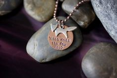 What Does The Fox Say? necklace