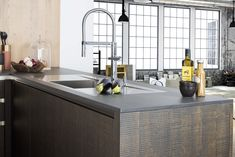Le Large, Plans, Kitchen Island, Home Decor, Kitchen Things, Rough Wood, Countertop, Modern, Island Kitchen
