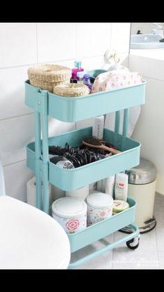 Washroom rack