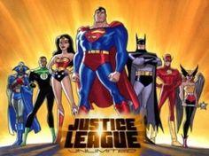 Justice league unlimited stuff