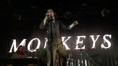 Arctic Monkeys - One Point Perspective live @ Columbiahalle / Berlin (22...
