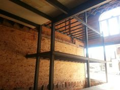 Inside before Building Stairs, Loft, Bed, Furniture, Home Decor, Decoration Home, Stream Bed, Room Decor, Lofts