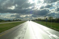 West on Interstate 80! in Nebraska