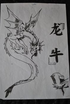 Die 40 Besten Bilder Von Drachen Zeichnen Leicht Gemacht