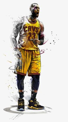 50 Ideas sport basketball nba lebron james for 2019 Sport Basketball, Basketball Tricks, Basketball Pictures, Basketball Legends, Basketball Players, Basketball Workouts, Basketball Tattoos, Basketball Birthday, Jordan Basketball