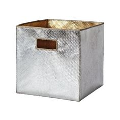 Metallic Bin  Serena and Lily for La Petite Peach