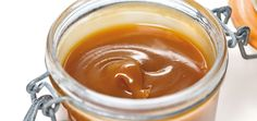 Caramel au beurre salé à tartiner Recettes   Ricardo