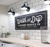 Laundry Art, Large Laundry Rooms, Laundry Room Remodel, Laundry Room Signs, Laundry Room Storage, Modern Laundry Rooms, Basement Laundry, Farmhouse Laundry Rooms, Vintage Laundry Rooms