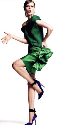 www.tatianaandrade.com  ☆ TatiTati Style ☆  Coco Rocha