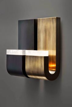 Wall scounce. #interiordesign #lamps #lightinginspirations light inspirations, wall lamp, floor lamp. See more at http://www.brabbu.com/en/inspiration-and-ideas/category/trends/interior