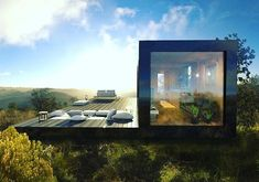 """➤ Order Your Detailed """"Shipping Container Home Guide + Plans + First Experiences Modular Design Examples""""💥 ➤ Get your Copy from Link In Bio Container House Plans, Container House Design, Tiny House Design, Container Houses, Cottage Design, Modular Homes, Prefab Homes, Australian Architecture, Modern Architecture"""