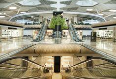 Gallery of Heydar Aliyev International Airport Baku / Autoban - 5