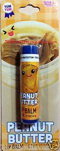 Peanut Butter Lip Balm