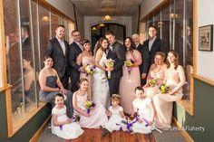 Ashley & Jared's wedding day 3.23.13