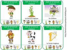 Comprehension, Memories, Activities, Recherche Google, Albums, Disney, Short Stories, Jack And The Beanstalk, Snap Peas