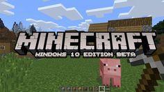 Minecraft Windows 10 Edition Geliyor https://www.teknolojik.net/minecraft-windows-10-edition-geliyor/detay/