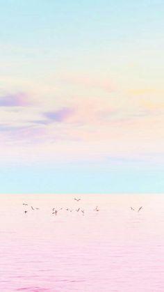 2019 minimalist wallpaper, pastel wallpaper ve wallpaper for your phone. Unique Iphone Wallpaper, Wallpaper For Your Phone, Tumblr Wallpaper, Pink Wallpaper, Screen Wallpaper, Cool Wallpaper, Sunset Wallpaper, Landscape Wallpaper, Animal Wallpaper