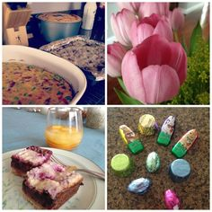 Easter Recap & Recipes by Two Purple Couches
