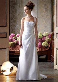 David's Bridal WG3208 8