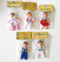 doll by ari | Vintage German Ari Doll , My favorite little rubber dolls