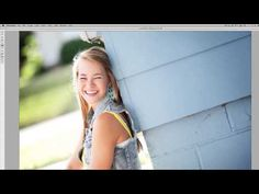 How to Fix Stray Hairs with Photoshop's Liquify Tool // The Modern Collective Tip Tuesday