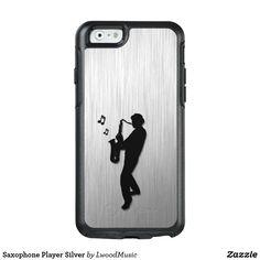 Saxophone Player Sil