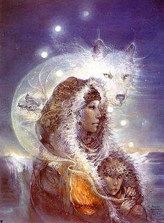 susan seddon boulet - The original medicine woman in tune with our spirit animals!  #SpiritHood #inneranimal