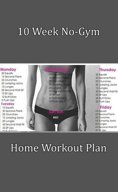 This mini-plan for both men and women can help you lose weight and gain muscle mass. What is best about it is that it can be done in the commodity of your home and you do not need to visit the gym nor (Best Weight Workout) Body Fitness, Fitness Diet, Fitness Motivation, Health Fitness, Fitness Plan, Fitness Weightloss, Fitness Challenges, Physical Fitness, Fitness Workouts