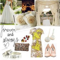 Monday Mood Board {Wedding Guest} #moodboard the perfect #weddingstyle http://blog.styleshack.com/monday-mood-board-wedding-guest/ #styleshack #stylenotes