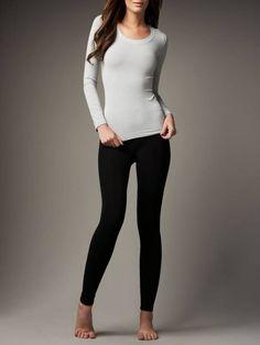 Kunert Velvet 80 legging Zwart | Kunert