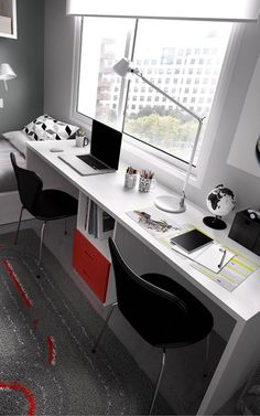 Most Popular Study Table Designs and Children's Chairs Today Study Table Designs, Toilette Design, Inside A House, Restroom Design, Home Office Decor, Home Decor, Living Room Tv, Boy Room, Fashion Room