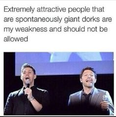 *COUGH*JAREDJENSENMISHA*COUGH*<< you should get that cough checked out