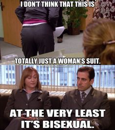 Michael Scott's Best Quotes in Memes There are invisible tags attached to each one. Use ctrl + F to search keywords Michael Scott qu. Michael Scott, Threat Level Midnight, Us Office, Office Memes, That's What She Said, Suits For Women, Best Quotes, Umbrella Tree, Battlestar Galactica