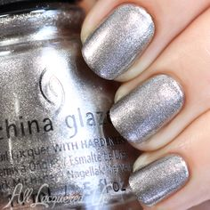 China Glaze Fall 2015 – The Great Outdoors Collection : Check Out the Silver Fox