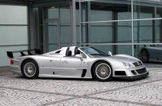Mercedes Benz AMG CLK-GTR Roadster Strassenversion