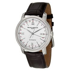 Baume and Mercier Classima Executives Men's Automatic Watch MOA08462