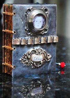 Leslie Marsh's Handmade Books