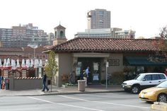The Classic Cup Sidewalk Cafe ~ fun place to eat on the Country Club Plaza #KansasCity
