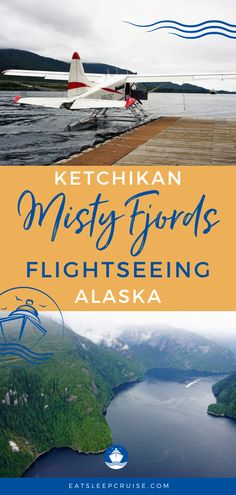If you are visiting Ketchikan Alaska as part of an Alaskan cruise vacation or another visit, it is easy to get overwhelmed by the excursions available. Here we share the very best thing to do while you're in this cruise port. Get ready to wow your friends and family with amazing Alaska photography after this adventure. Check out this post and be ready to book as soon as travel resumes! #MistyFjords #Ketchikan #Alaska #AlaskaVacation #AlaskaCruise #CruiseVacation #Excursions