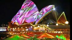 Sydney Harbour Bridge & Sydney Opera House for you all to Enjoy by Photo...