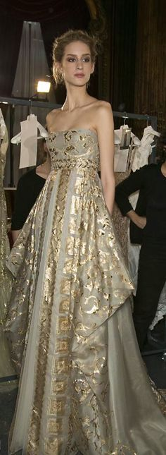 Zuhair Murad.. I love this designer! Me and my sister always drool over the dresses