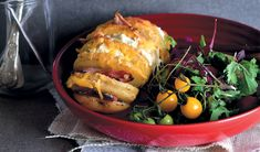 Wanneer laas het jy 'n aartappel-hasselback gemaak Recipes With Bacon And Cheese, Bacon Recipes, Potato Recipes, African Dessert, Spinach Bake, How Sweet Eats, Food And Drink, Veggies, Lunch