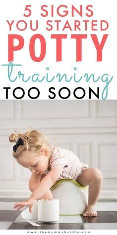Key signs you started potty training your toddler too soon! If these things are happening, then it means its time to put on the brakes with toilet training. #pottytraining #toddlertips Gentle Parenting Quotes, Parenting Hacks, Toddler Potty Training, Too Soon, Toilet Training, Going On Holiday, New Mums, Breastfeeding, How Are You Feeling