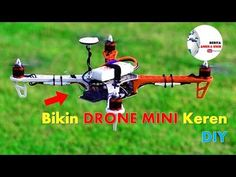 Cara Membuat Drone Mini Homemade